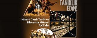 Hisart Canlı Tarih Sergisi afiş