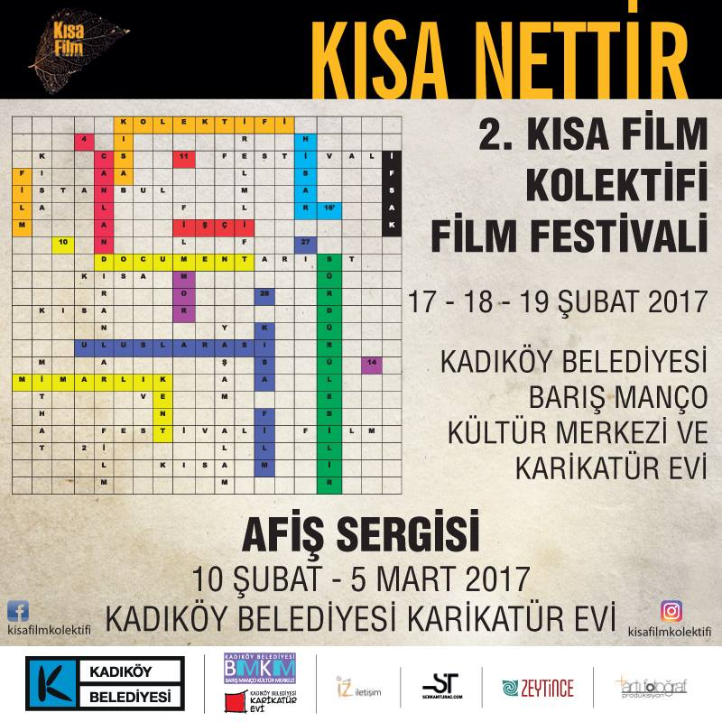 2.Kısa Film Kolektifi Film Festivali