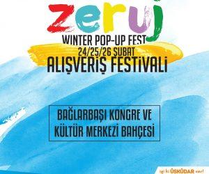 Zeruj Wınter Pop-Up Fest