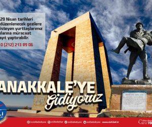Şişli Belediyesi Çanakkale Gezisi
