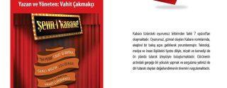 Şehr-i Kabare Tiyatro afiş
