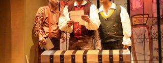 Sihirli Keman Çocuk Tiyatro afiş