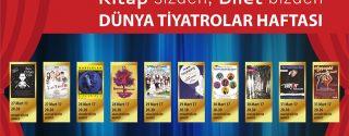 Kitap Sizden Bilet Bizden afiş