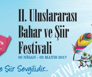 II.Uluslararası Bahar ve Şiir Festivali