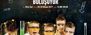 Küçük Profesörler Marmara Forum'da! afiş