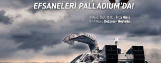 Geleceğe Dönüş Efsaneleri Palladium'da! afiş