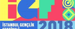 İstanbul Gençlik Festivali afiş