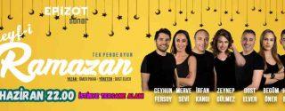 Keyf – i Ramazan Tiyatro afiş