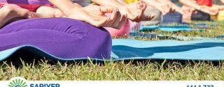 Uluslararası Yoga Günü afiş