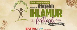 Ataşehir Ihlamur Festivali afiş