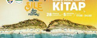 Şile Kitap Festivali afiş