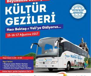 Beylikdüzü Belediyesi Kültür Gezileri