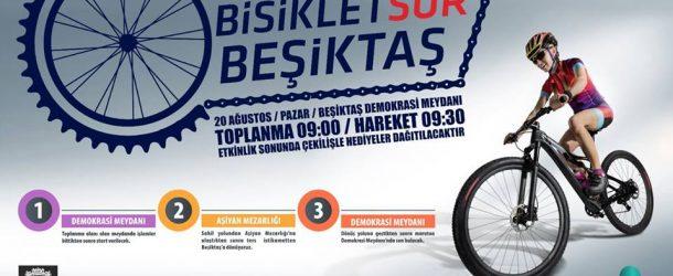 Bisiklet Sür Beşiktaş