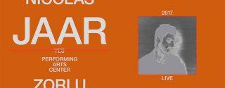 Nicolas Jaar Konseri afiş