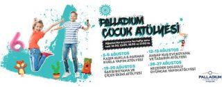 Palladium Çocuk Atölyesi afiş