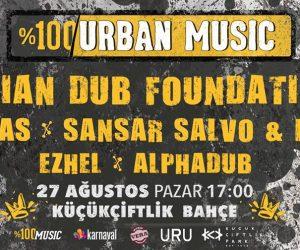 100% Urban Music Asian Dub Foundation