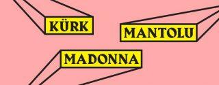 Kürk Mantolu Madonna afiş