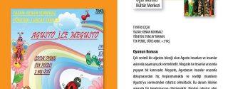 Agusto İle Megusto Çocuk Tiyatro afiş