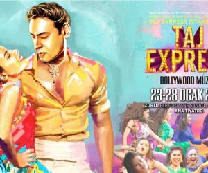 Taj Express – Bollywood Müzikali