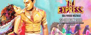 Taj Express – Bollywood Müzikali afiş