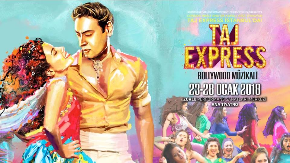 Taj Express – Bollywood Müzikali