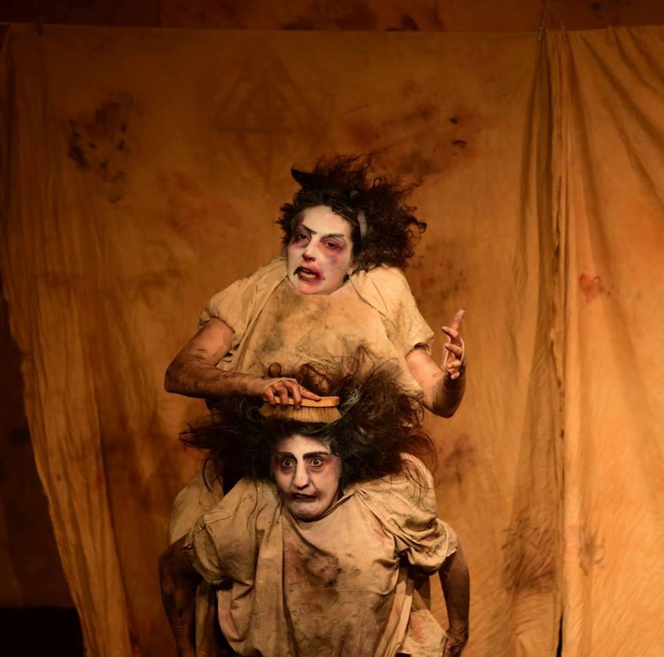 Şatonun Altında Tiyatro