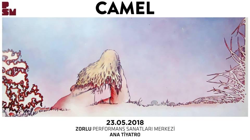 Camel Konseri