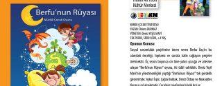 Berfu'nun Rüyası Çocuk Oyunu Ücretsiz afiş