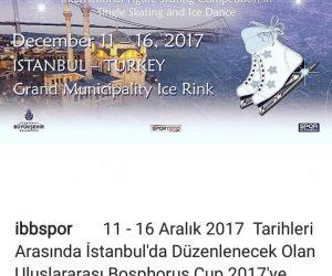 Uluslararası Bosphorus Cup 2017