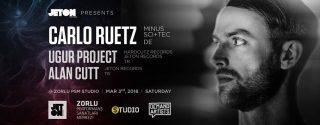 Carlo Ruetz Konseri afiş