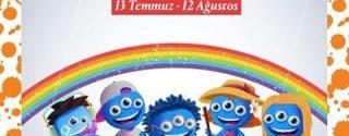 Emaar AVM'de Çocuk Karnavalı afiş