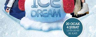 ICE Dream afiş