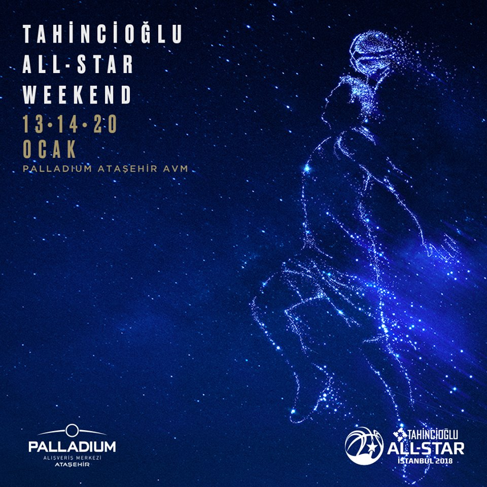 Tahincioğlu All – Star Weekend