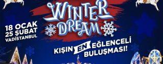 Winter Dream Vadistanbul'da! afiş