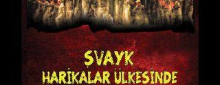 Şvayk Harikalar Ülkesinde Tiyatro afiş