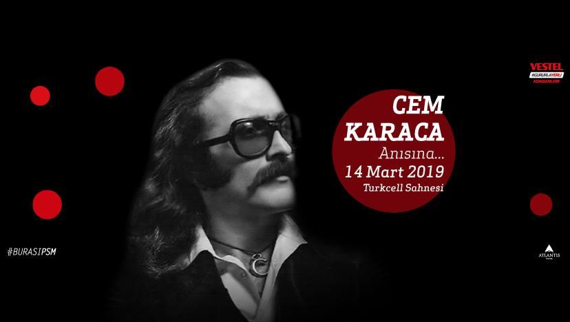 Cem Karaca Anısına – Evrencan Gündüz Konseri