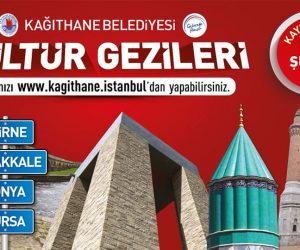 Kağıthane Belediyesi Kültür Gezileri Başlıyor!