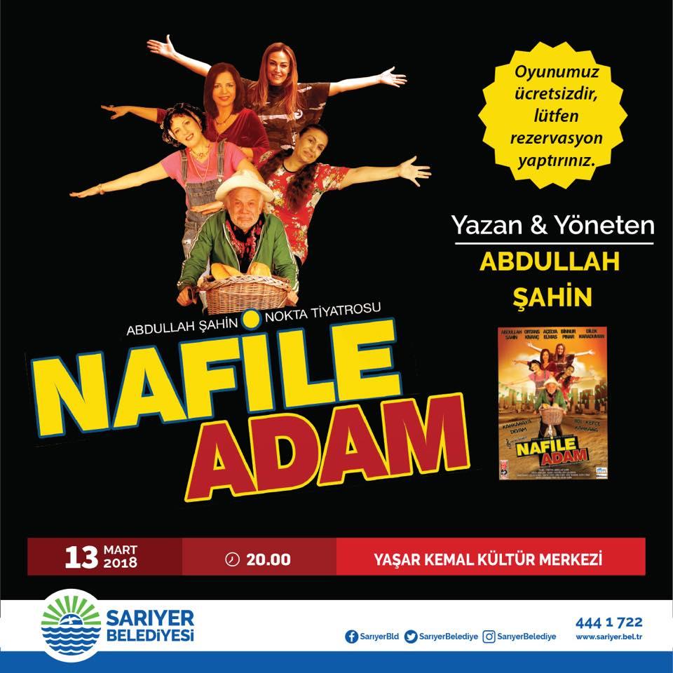 Nafile Adam Tiyatro