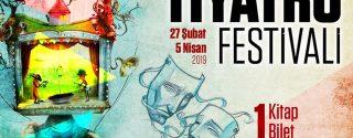 10.Ataşehir Tiyatroları Festivali afiş