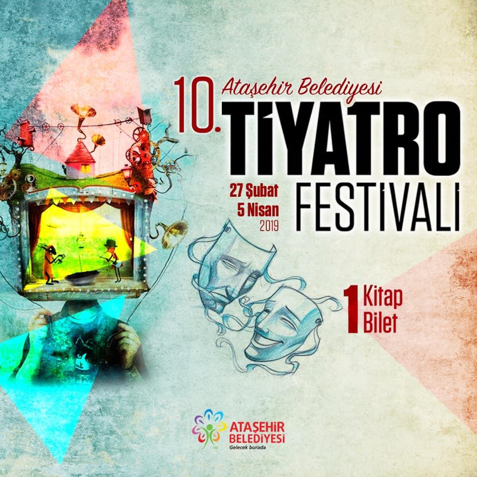 10.Ataşehir Tiyatroları Festivali