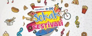 CarrefourSA Sokak Festivali afiş