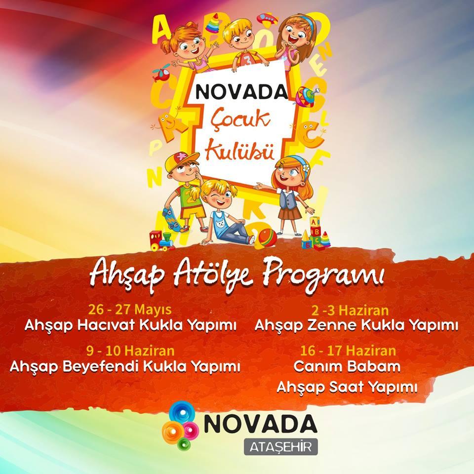 Novada Ataşehir AVM'de Oyun Zamanı
