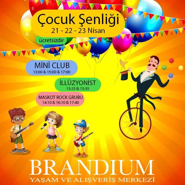 Brandium Çocuk Şenliği