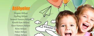 23 Nisan Zeytinburnu Çocuk Festivali afiş