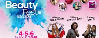 Beauty Fest'18 afiş