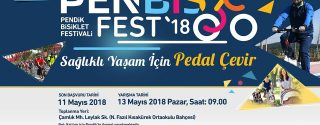 Pendik Bisiklet Festivali afiş