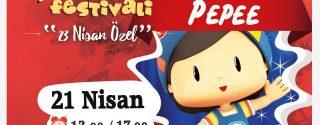 Tuzla Belediyesi 23 Nisan Etkinlikleri afiş
