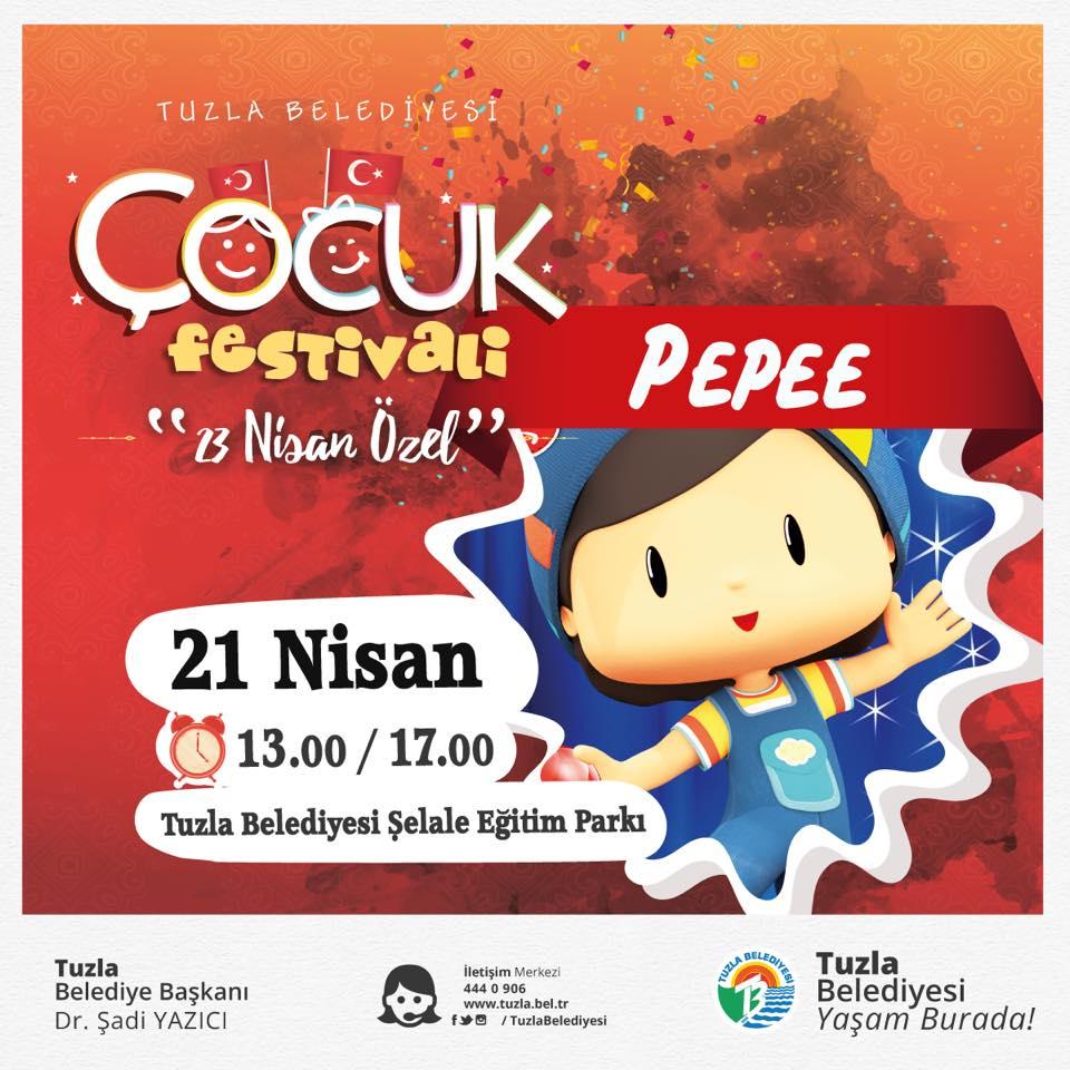 Tuzla Belediyesi 23 Nisan Etkinlikleri