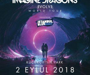 İstanbul Blue Night Presents İmagine Dragons