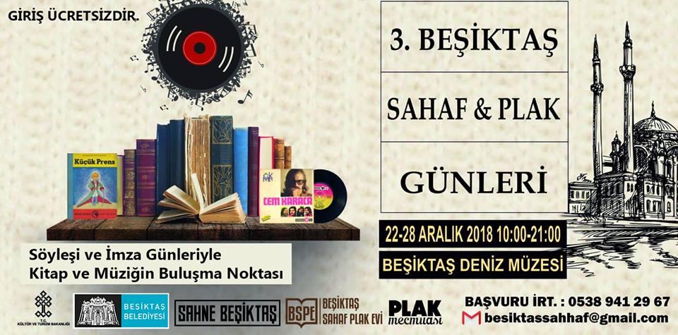 Beşiktaş Sahaf & Plak Festivali